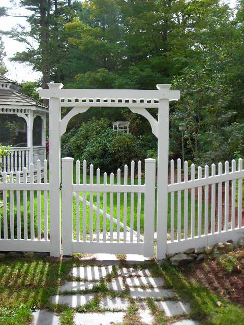 Go Vinyl Fence Special Projects